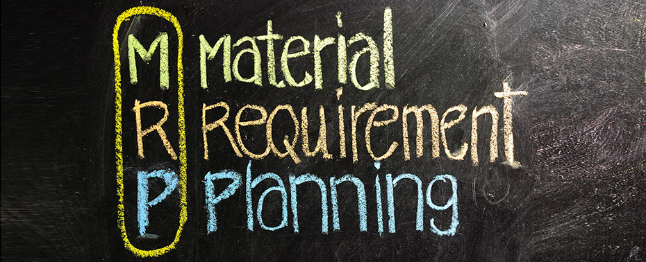 What is material requirements planning (MRP) - Definition from